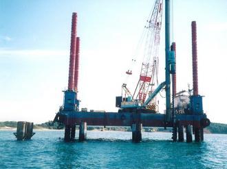 脇田漁港環境整備工事
